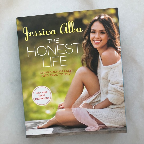 The Honest Life Book by Jessica Alba